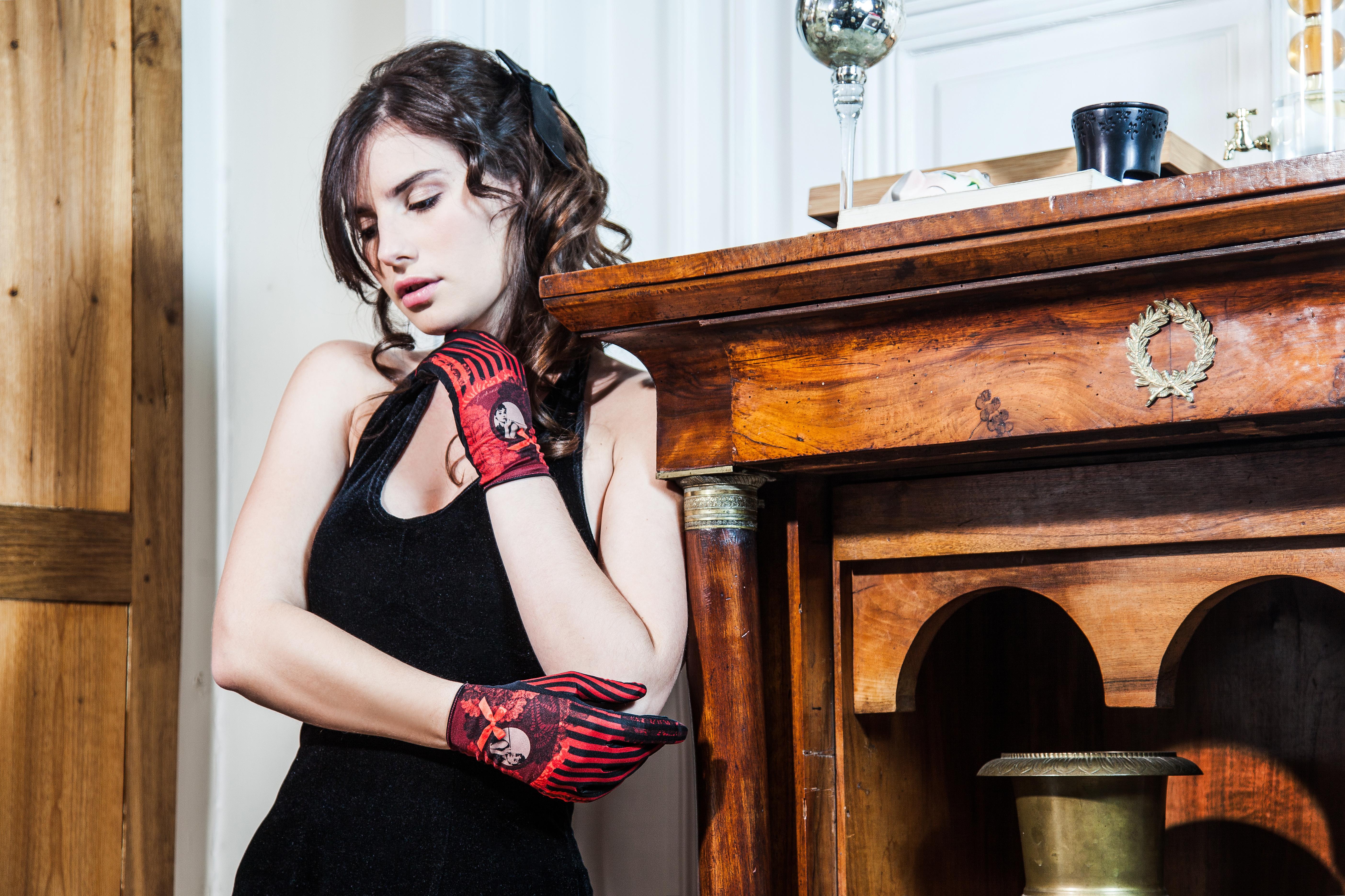 Modèle de gants AUDREY