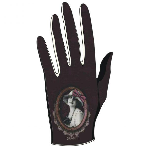 gants Brokante modèle AMARANTE