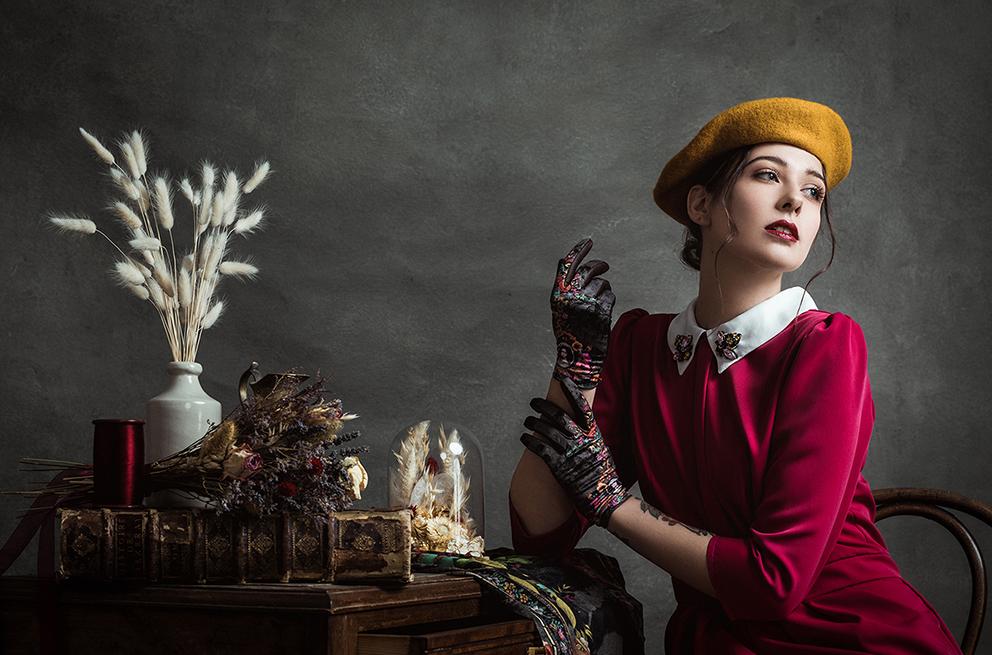 gants femme originaux à grenoble